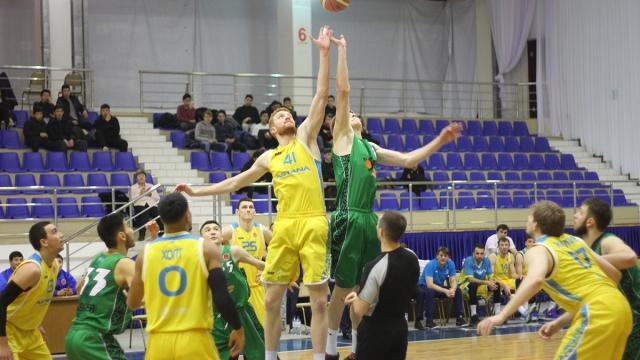 National league: «Barsy Atyrau»— «Astana»(Game 2)