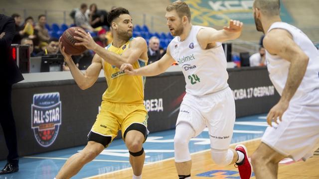 VTB United league: «Astana»— «Zielona Gora»