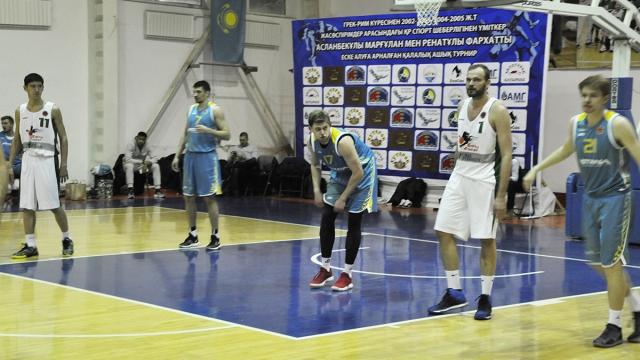 National league: «ASU Barsy Atyrau»— «Astana» (Game 1)