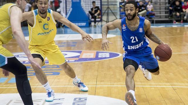 Единая лига ВТБ: «Астана» — «Енисей»