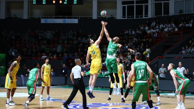 VTB United league: «UNICS» — «Astana»