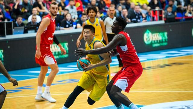 VTB United league: «Astana» — «Lokomotiv Kuban»