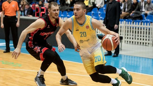 Матчтың үздік сәттері Ұлттық лигасы: «Астана»— «Ақтөбе» (1-ші матч)