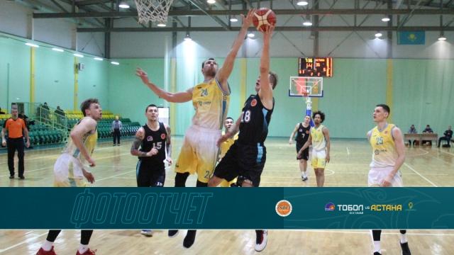 Национальная лига: «Тобол» vs «Астана» (2-й матч)