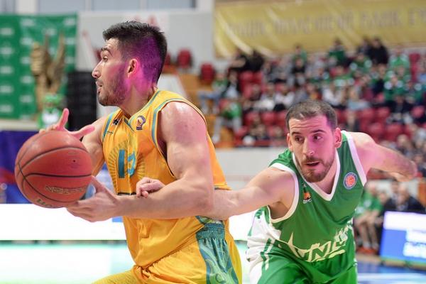 Единая лига ВТБ: «УНИКС» — «Астана»