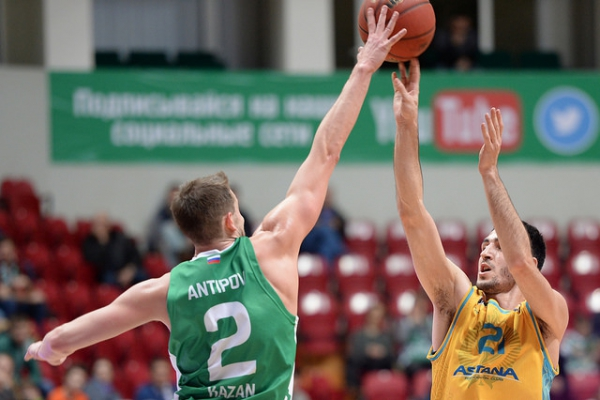 VTB United league: «UNICS» — «Astana»