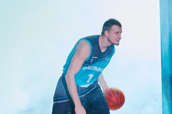 Presentation of the basketball club «Astana» 2017/2018