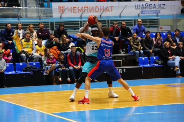 VTB United league: «Astana» — CSKA
