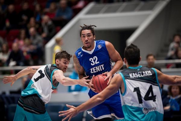 VTB United league: «Zenit» — «Astana»