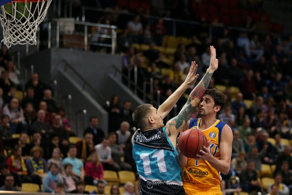 VTB United league: «Khimki» — «Astana»