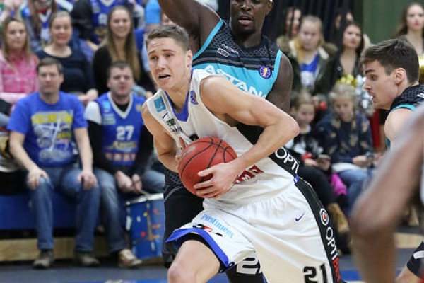 VTB United league: «Kalev» — «Astana»