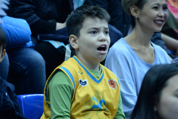 VTB United league: «Astana» — «Enisey»