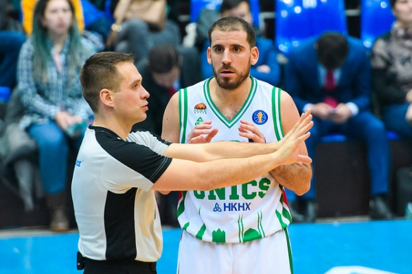 VTB United league: «Astana» — «UNICS»