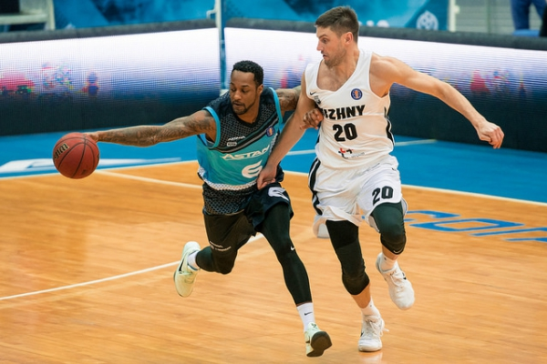 VTB United league: «Astana» — «Nizhny Novgorod»