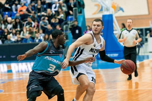 VTB United league: «Astana» — «Nizhny Novgorod»