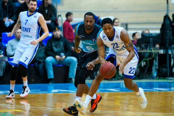 Единая лига ВТБ: «Астана» — «Зенит»