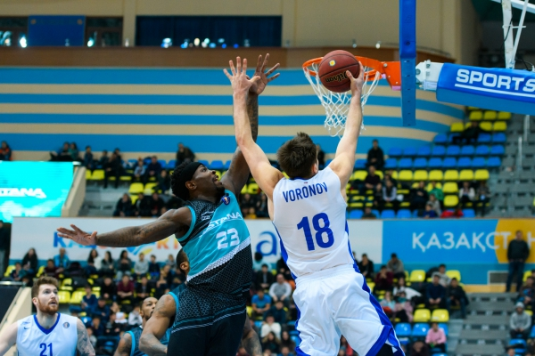 VTB United league: «Astana» — «Zenith»