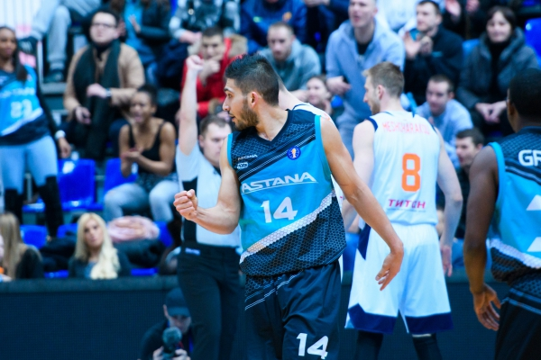 VTB United league: «Astana» — «Tsmoki Minsk»