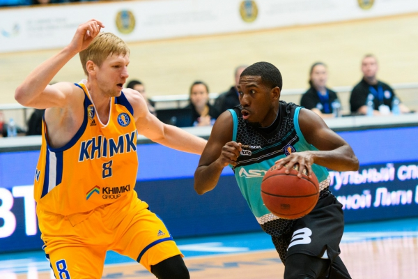 VTB United league: «Astana» — «Khimki»