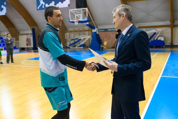 Cup of Kazakhstan: «Astana»— «Barsy Atyrau»