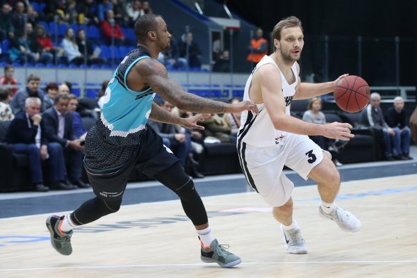 VTB United league: «Nizhny Novgorod» — «Astana»