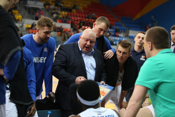 VTB United league: «Enisey» — «Astana»