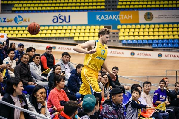 ВТБ Бірыңғай лигасы: «Астана» — ЦСКА