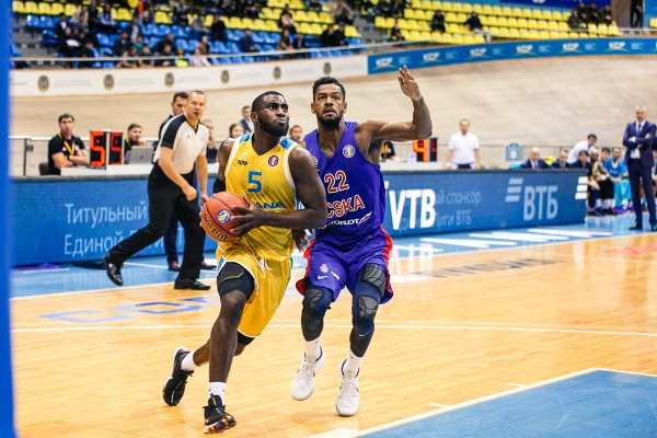 VTB United league: «Astana» — CSKA