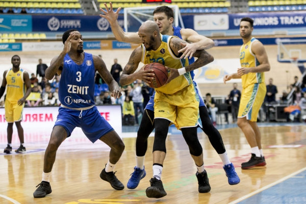 VTB United league: «Astana» — «Zenit»