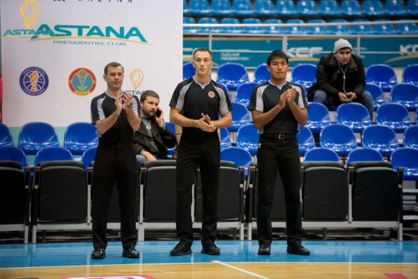 Match series of National league: «Astana»— «Barsy Atyrau»