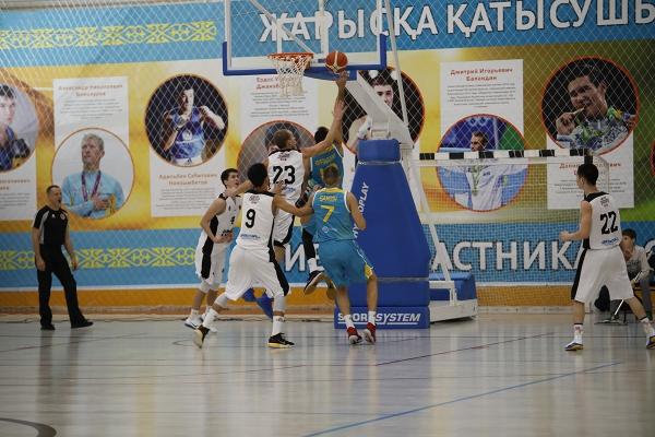 Match series of National league: «Caspiy»— «Astana»