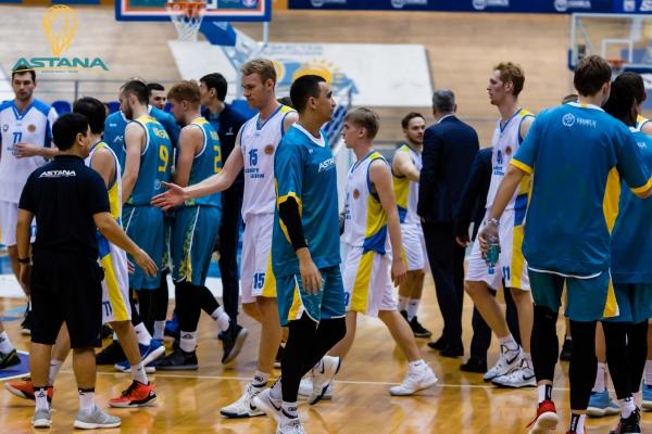 Match series of National league: «Astana»— «Almaty Legion»