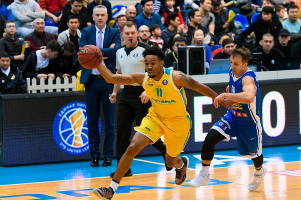 VTB United league: «Astana» — «Kalev»