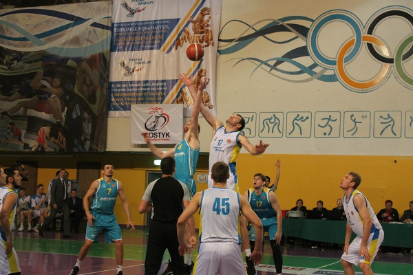National league: «Almaty Legion» — «Astana» (Game 1)