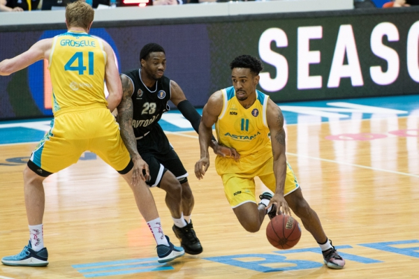 VTB United league: «Astana» — «Avtodor»