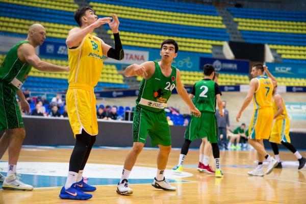 National league: «Astana»— «ASU Barsy Atyrau» (Game 1)