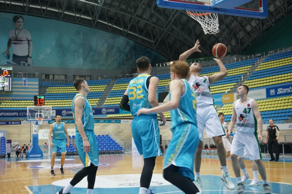 National league: «Astana» — «ASU Barsy Atyrau» (Game 2)