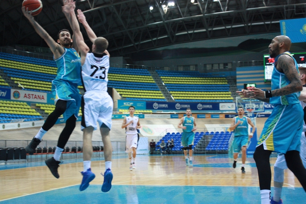 National league: «Astana» — «Caspiy» (Game 2)