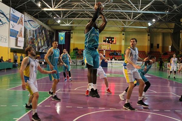 Ұлттық лига: «Алматинский Легион» — «Астана» (Ойын 1)