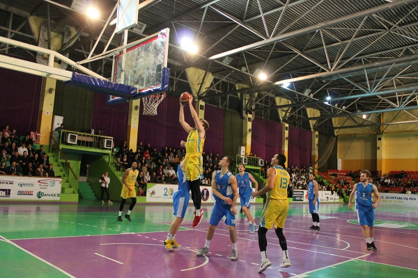 Ұлттық лига: «Алматинский Легион» — «Астана» (Ойын 2)
