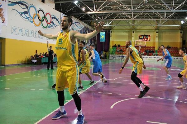 National league: «Almaty Legion» — «Astana» (Game 2)