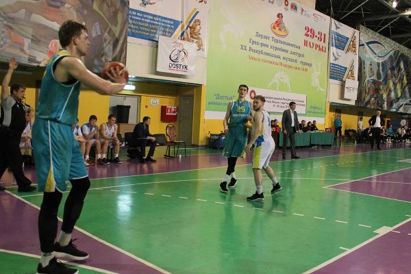 Cup of Kazakhstan 2019: «Almaty Legion»— «Astana»