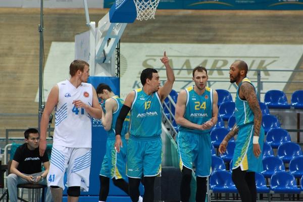 Национальная лига: «Астана»— «Синегорье» (Игра 2)