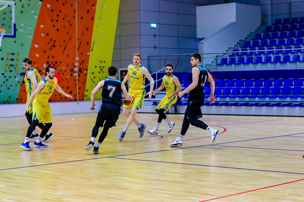 National League — 1/2 final: «Tobol» — «Astana» (1st match)