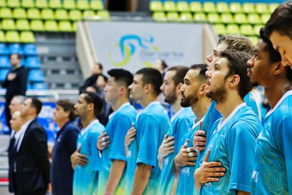 National league: «Astana»— «Sinegoryie» (2-nd match)