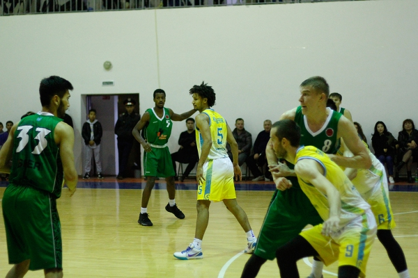 National league: «Barsy Atyrau» — «Astana» (2-nd match)