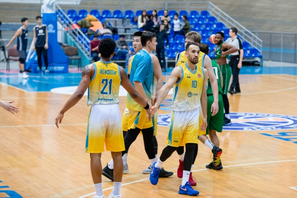 National league: «Astana» vs «Barsy Atyrau» (1-st match)