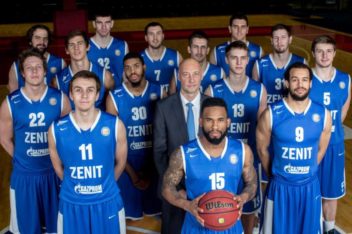 Баскетбольный Клуб Зенит Санкт Петербург Официальный Сайт
