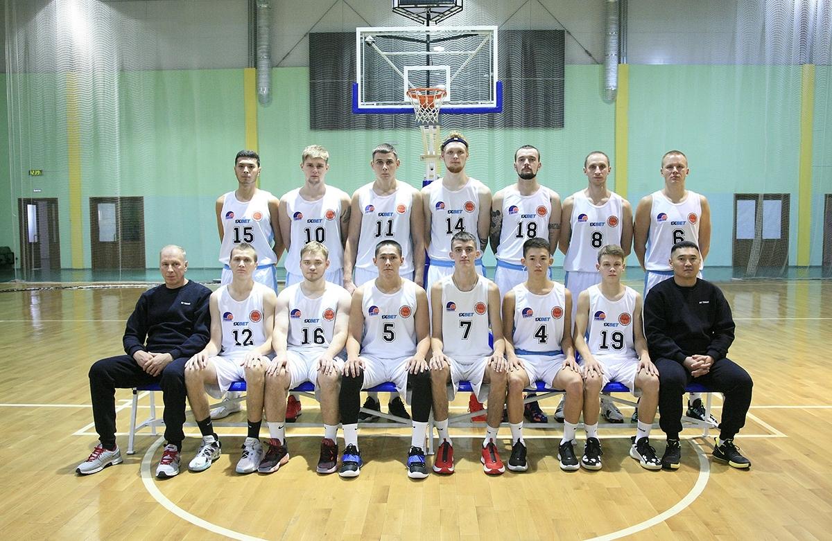 Баскетбольный клуб Тобол 2021/2022